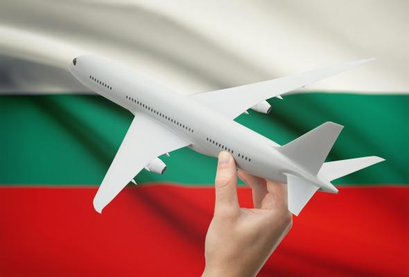 Bulgaria Air supported the Bulgarian Veteran Airline Pilots' Association
