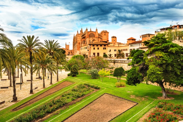 Additional second frequency to Palma de Mallorca with Bulgaria air!
