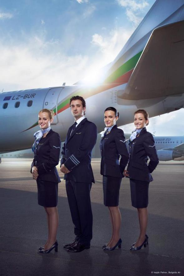 Bulgaria Air is one of the most preferred employers among the Bulgarian students