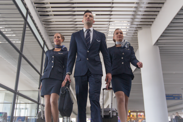 Bulgaria Air - in the top 10 of the most preferred employers among students in Bulgaria