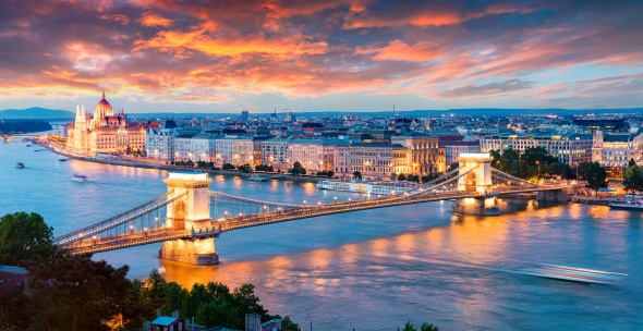 New regular flights to Budapest from June, 24th!