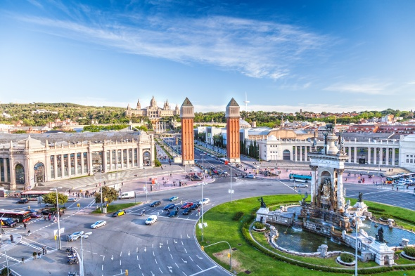 Regular flights to Barcelona with Bulgaria Air from June 29th