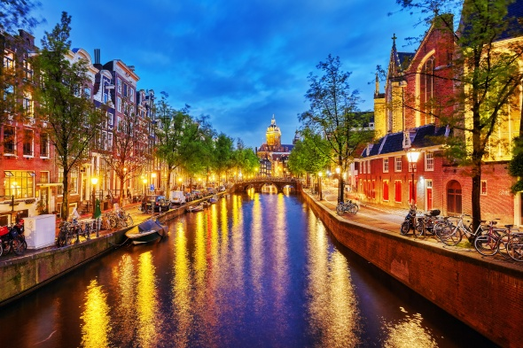 Amsterdam, two extra afternoon flights!