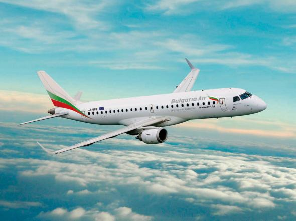 Updated: Bulgaria Air with changes of its flight schedule
