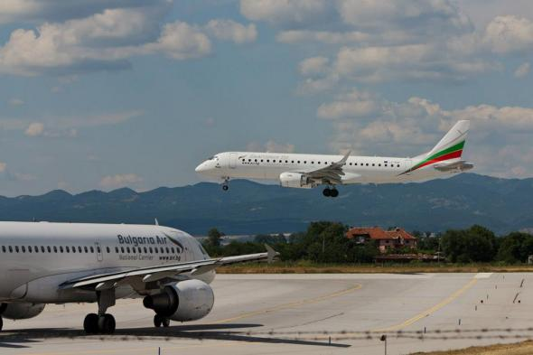 Bulgaria Air in fulfillment of its mission to fly - already with over 65% of its flight program and planned additional flights