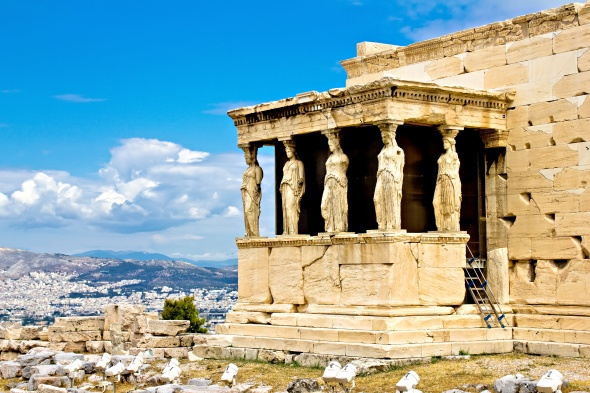 Athens – with a convenient afternoon schedule!