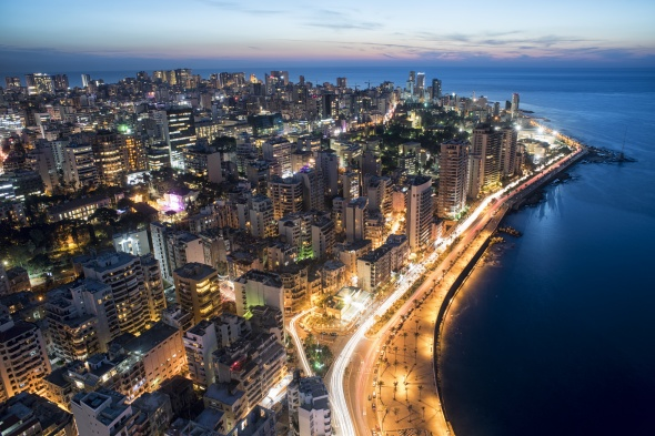 From July 6th until August 31st – regular summer flights to Beirut