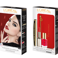L'OREAL LOOKS-ON-THE-GO PARISIAN GLAMOUR MUP SET