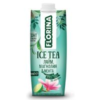 FLORINA ICE TEA LIME, MAGNOLIA & MINT 500ML