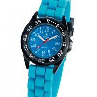 CRYSTAL BLUE  WATCH