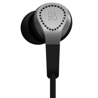 BANG & OLUFSEN BEOPLAY H3, SILVER LIGHTWEIGHT EARPHONES WITH EAR-POPPING SOUND