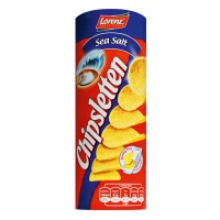 CHIPSLETTEN SEA SALT