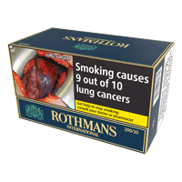 ROTHMANS INTERNATIONAL 200 PCS