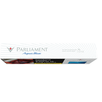 PARLIAMENT AQUA BLUE 200 PCS